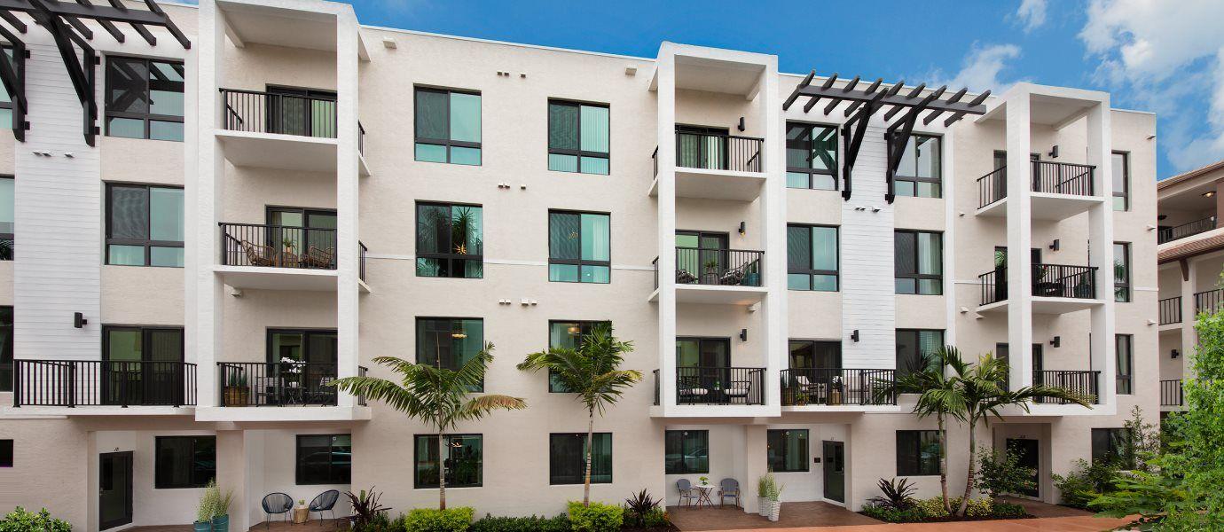 Urbana Midrise Condominiums Home