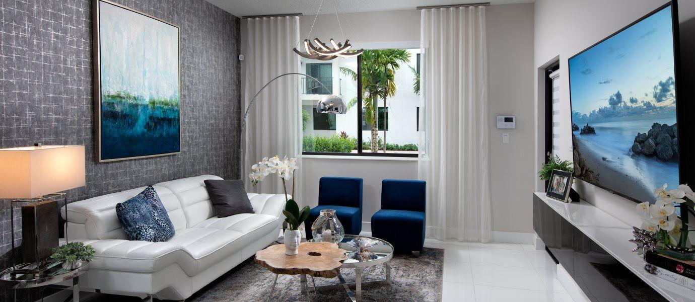 Urbana Midrise Condominium Residences Model MI Liv