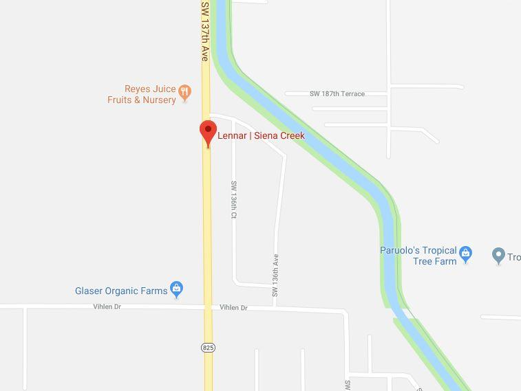 Siena Creek,33170