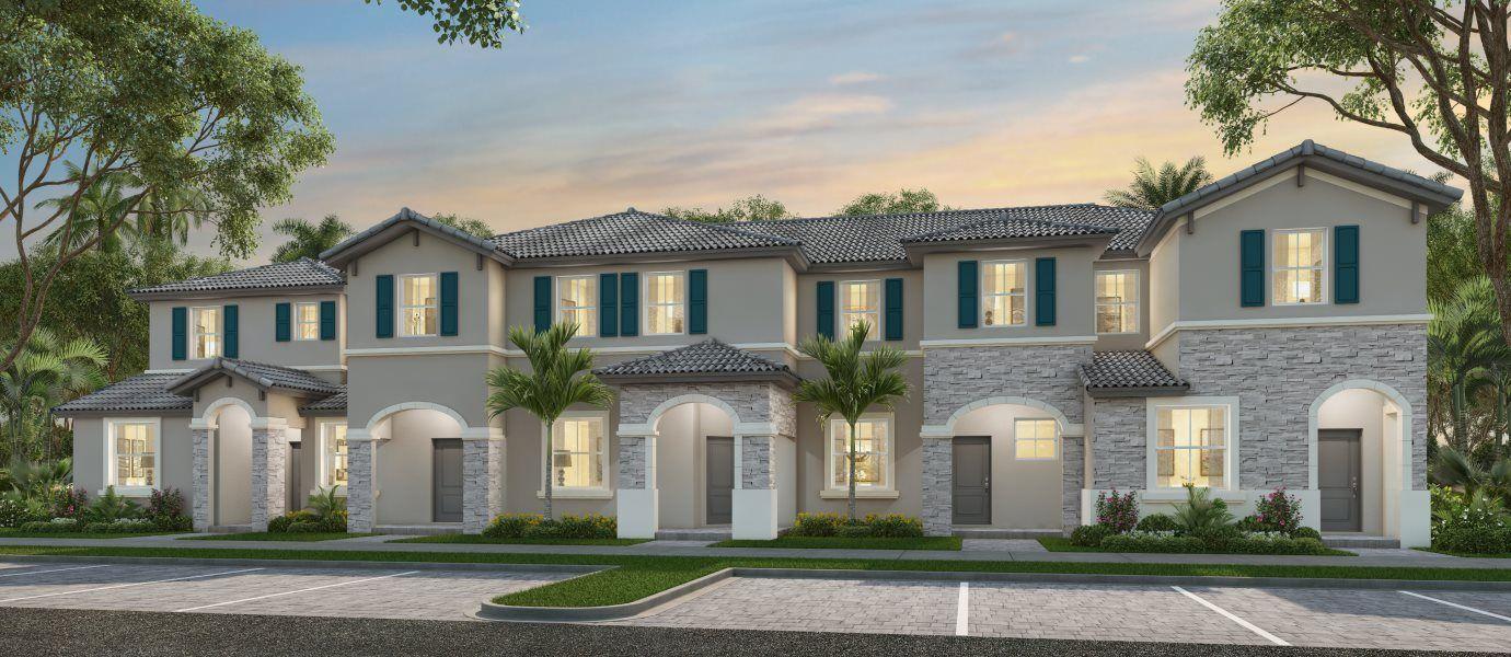 The Riviera Laguna Collection Home