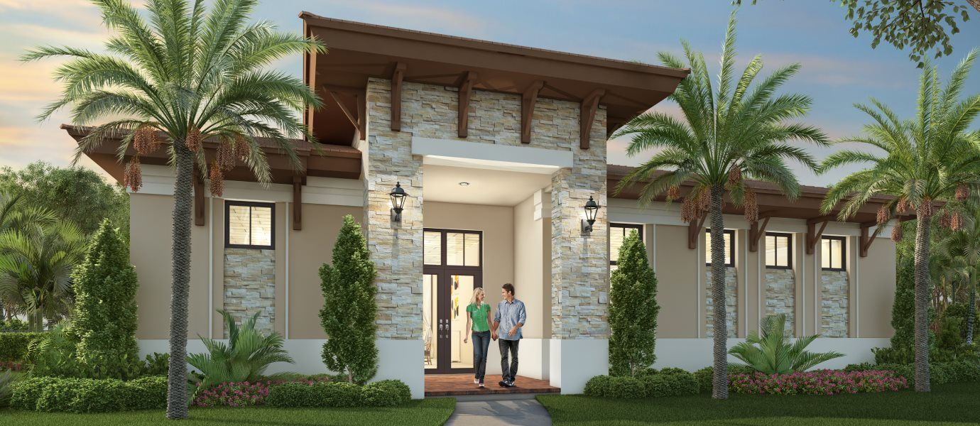 Crystal Cay Mariner Collection Home