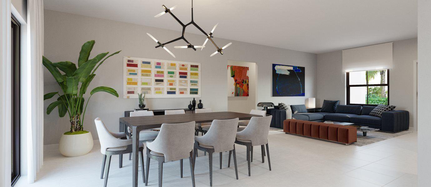 Verdana-Landings Serra Collection Mulberry Room