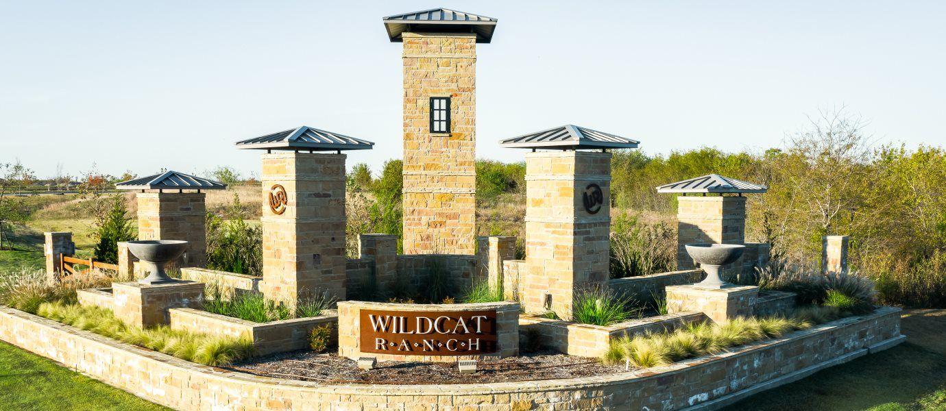 Wildcat Ranch Entrance