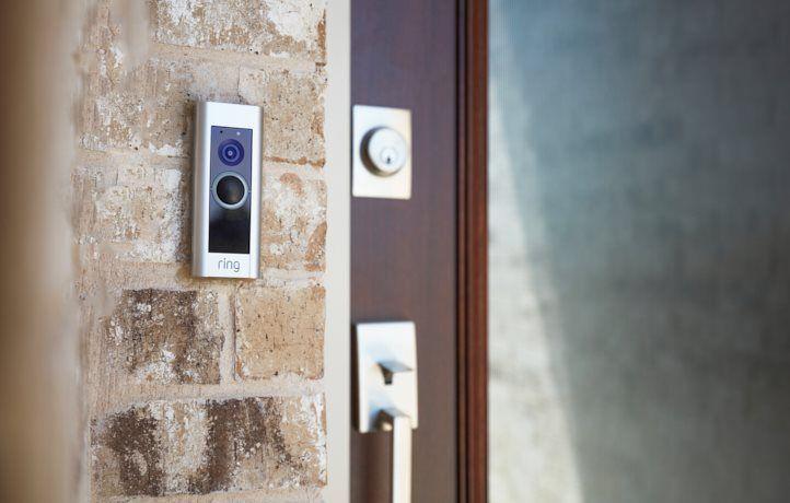 Standard Features- Ring Doorbell