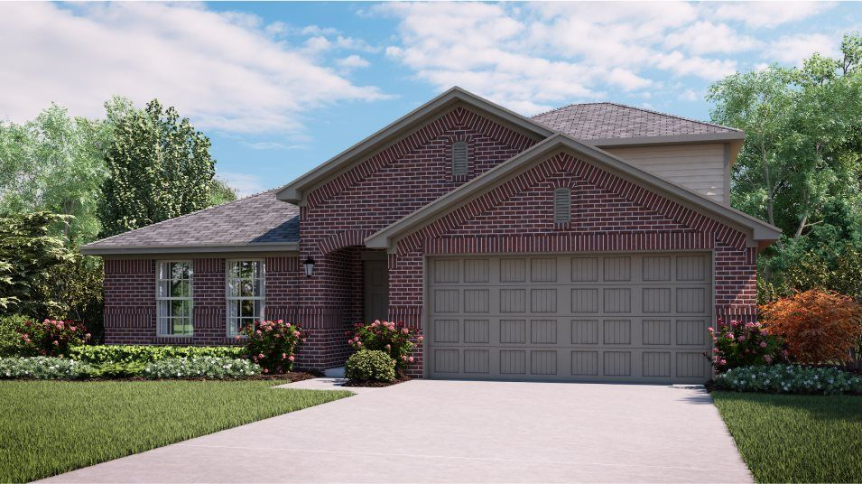 Hillstone Pointe 40s & 50s Daylily Exterior A