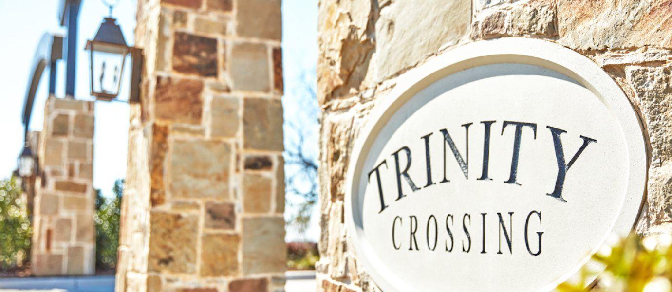 Trinity Crossing Entrance