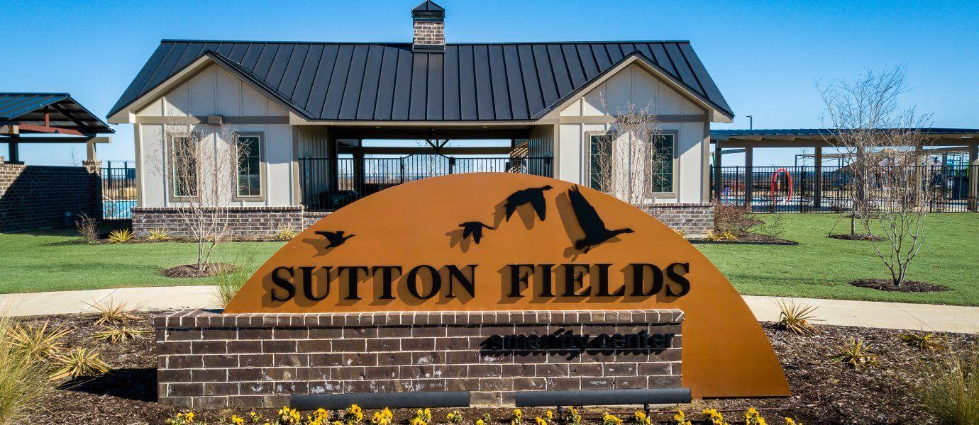 Sutton Farms Entrance