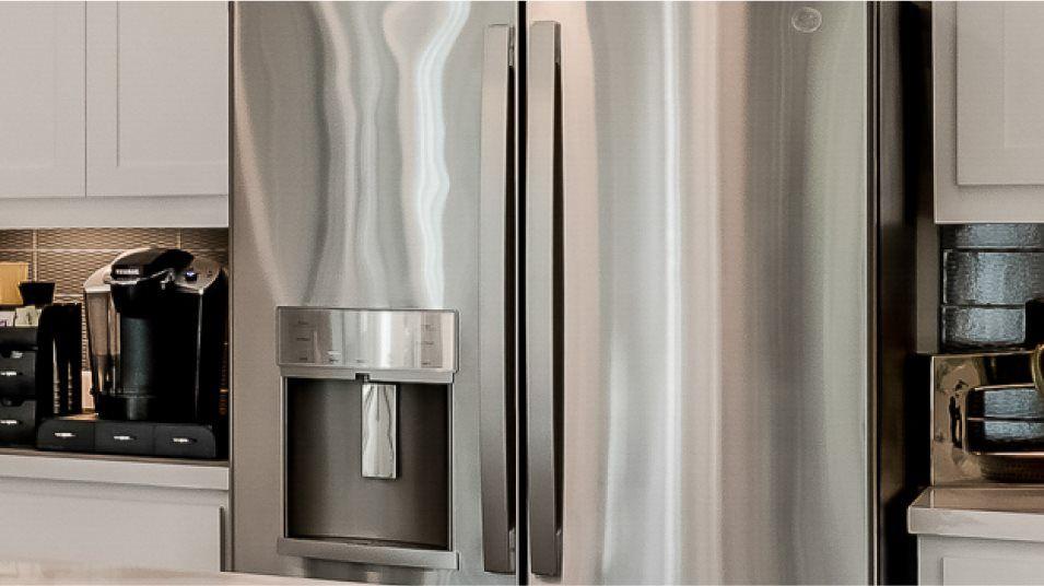 Lonestar Estates Heritage Refrigerator