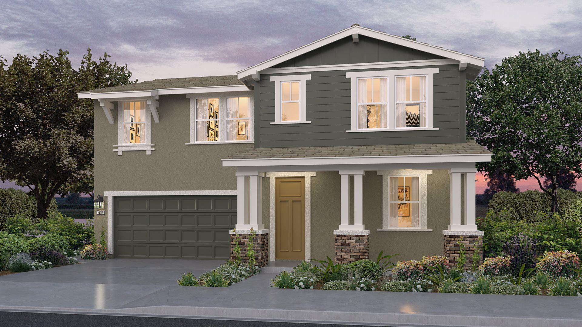 Park Ridge - Residence Three B Exterior