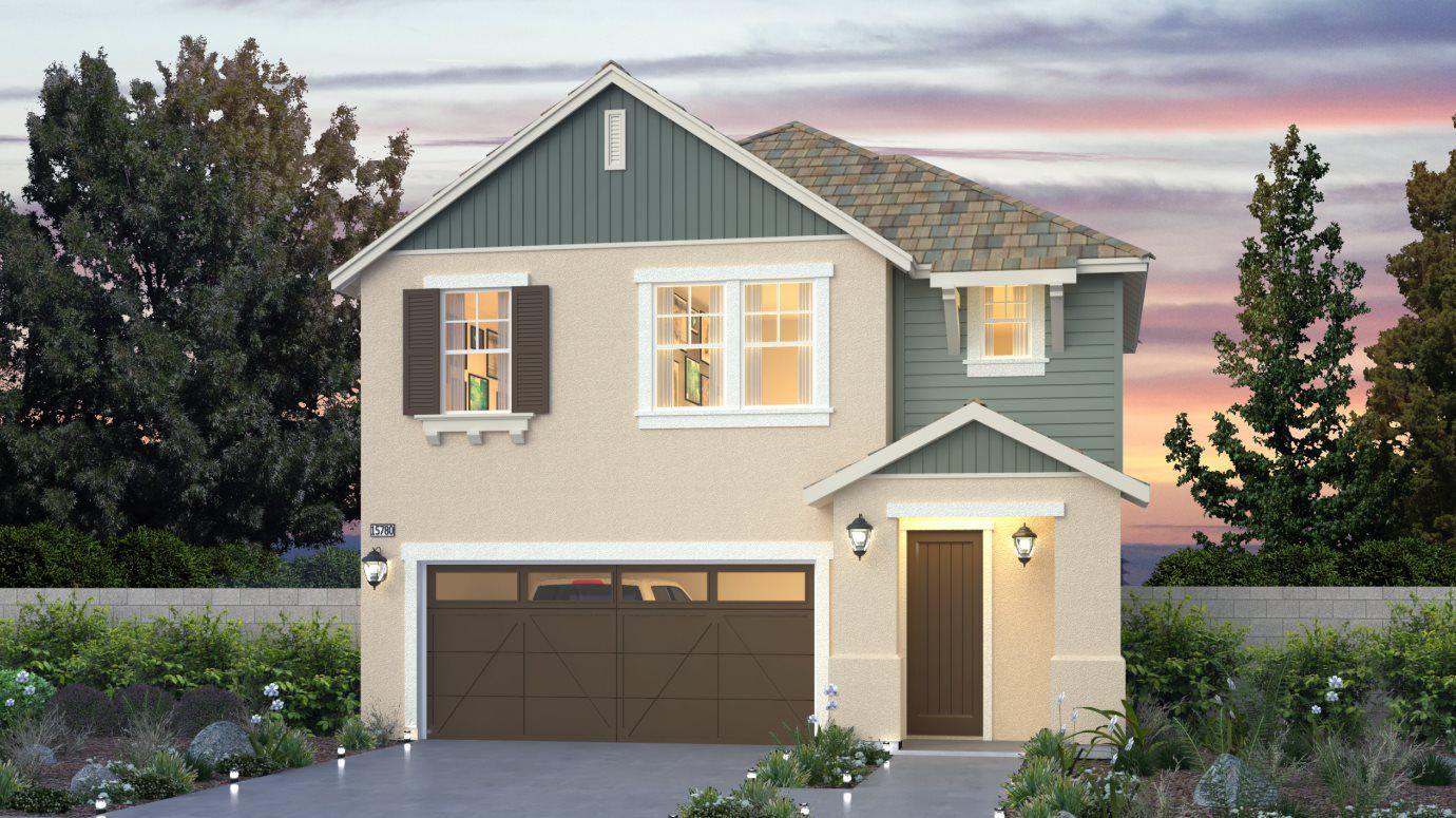 Gabion-Ranch Ridgeview Residence Three A3