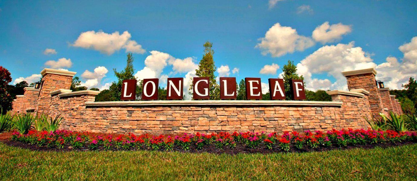 Longleaf Entrance