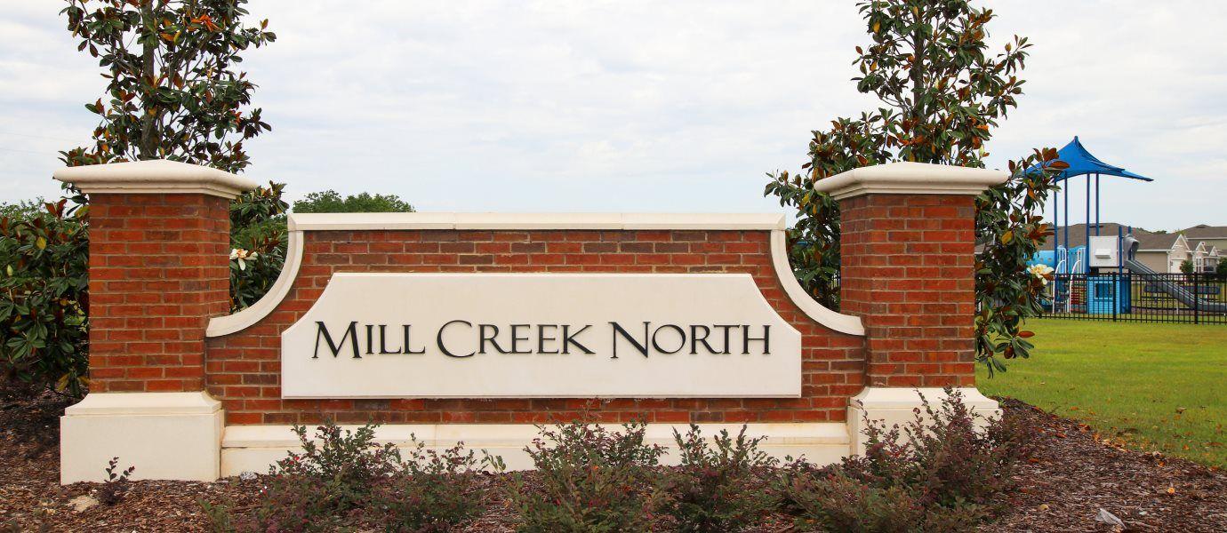 Mill Creek Entrance