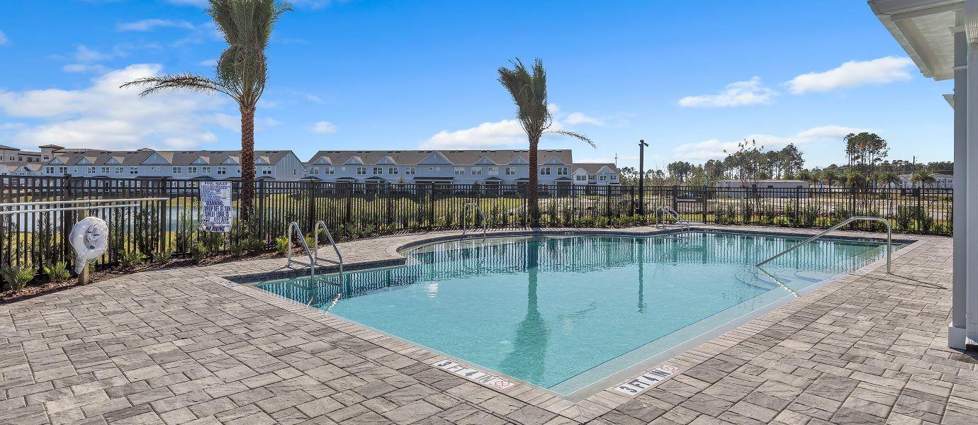 Red Hawk Village Swimming Pool