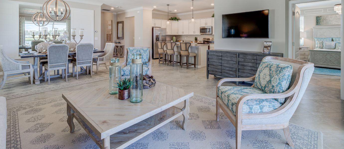 Biscayne-Landing Executive Homes Venice Room