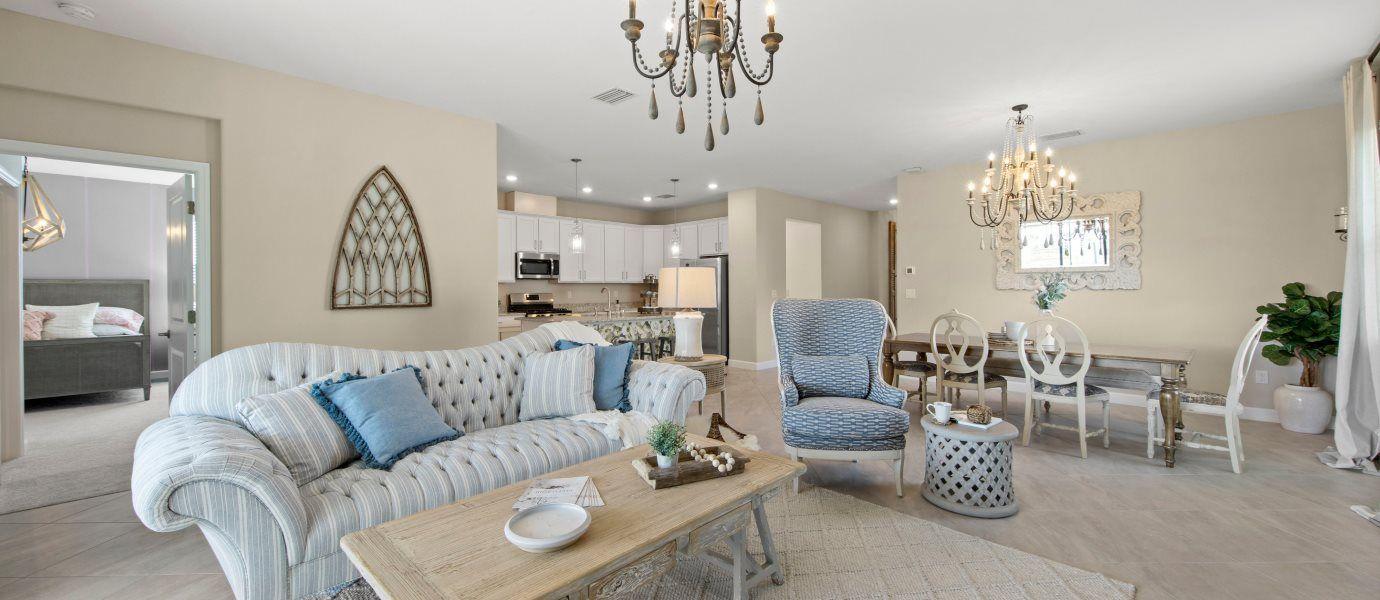 Biscayne-Landing Executive Homes Trevi Room