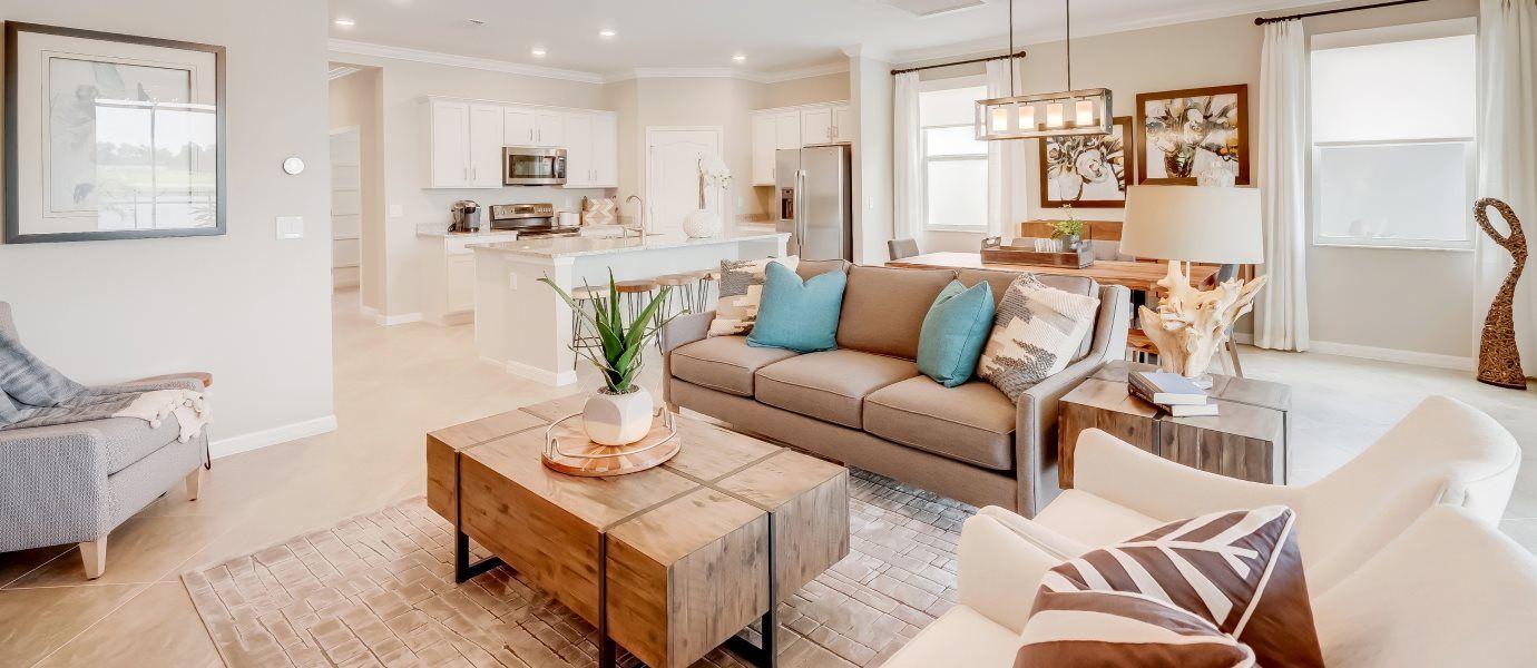 Biscayne-Landing Executive Homes Marsala Room