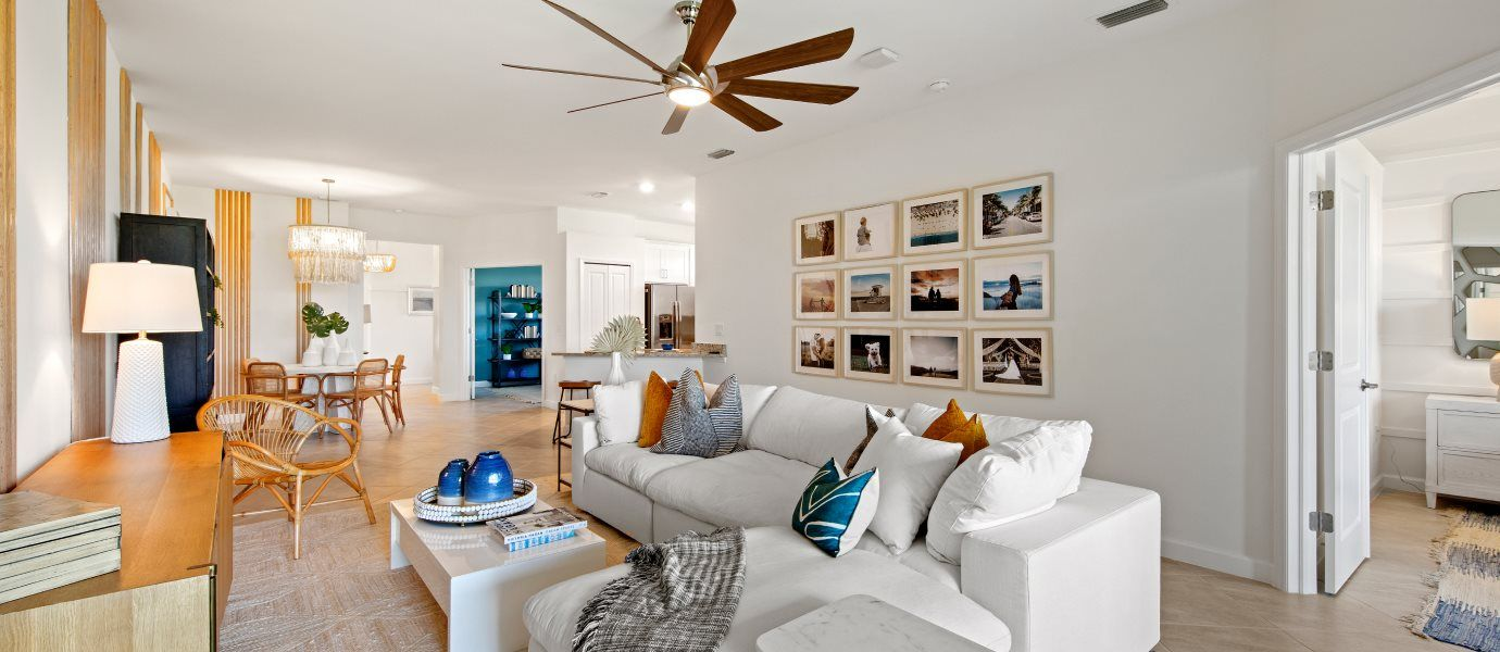 Biscayne-Landing Villas Orchid Room