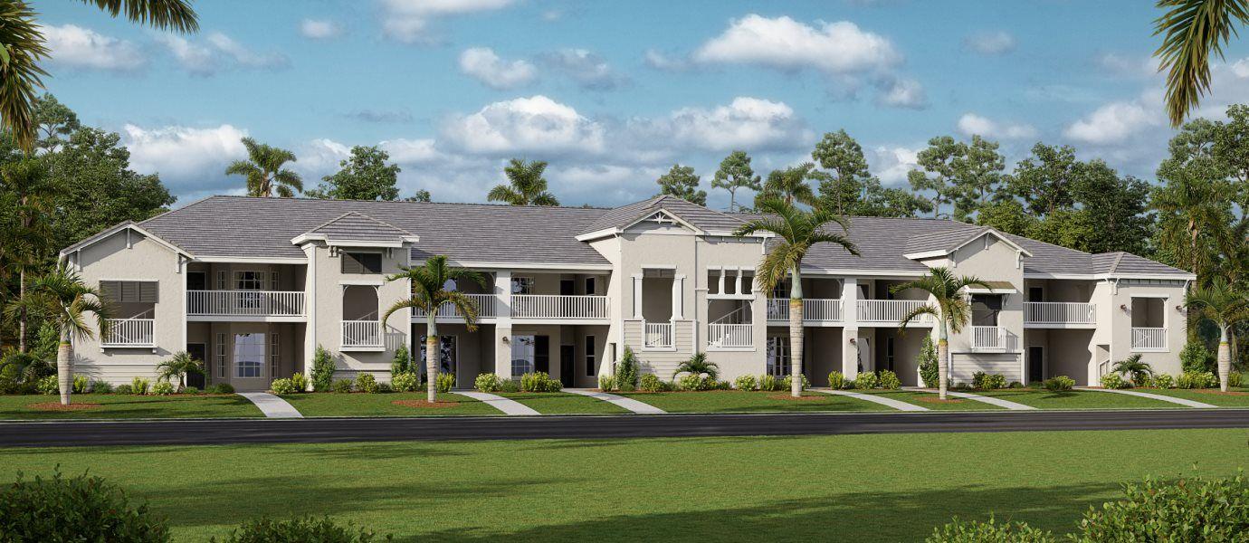Veranda Condominiums - The National at Ave Maria