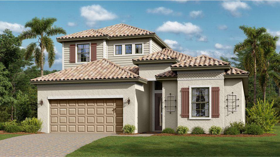 Lakewood-National Executive Homes Catalina A