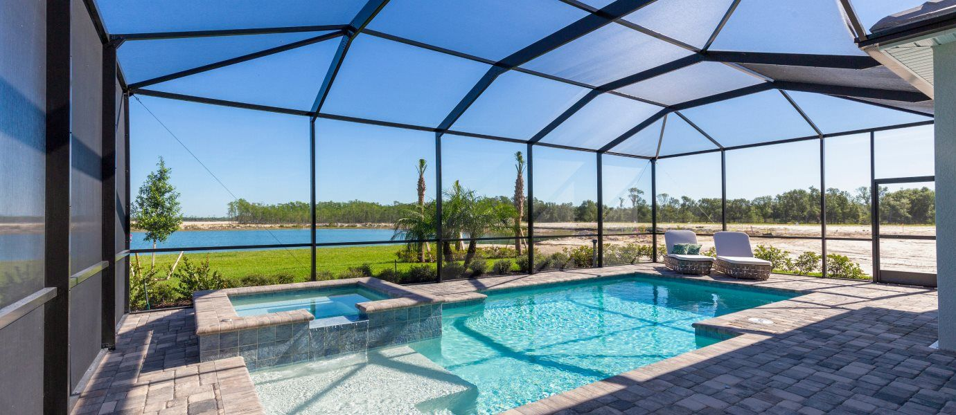 Vista WildBlue Executive Home Swimming Pool