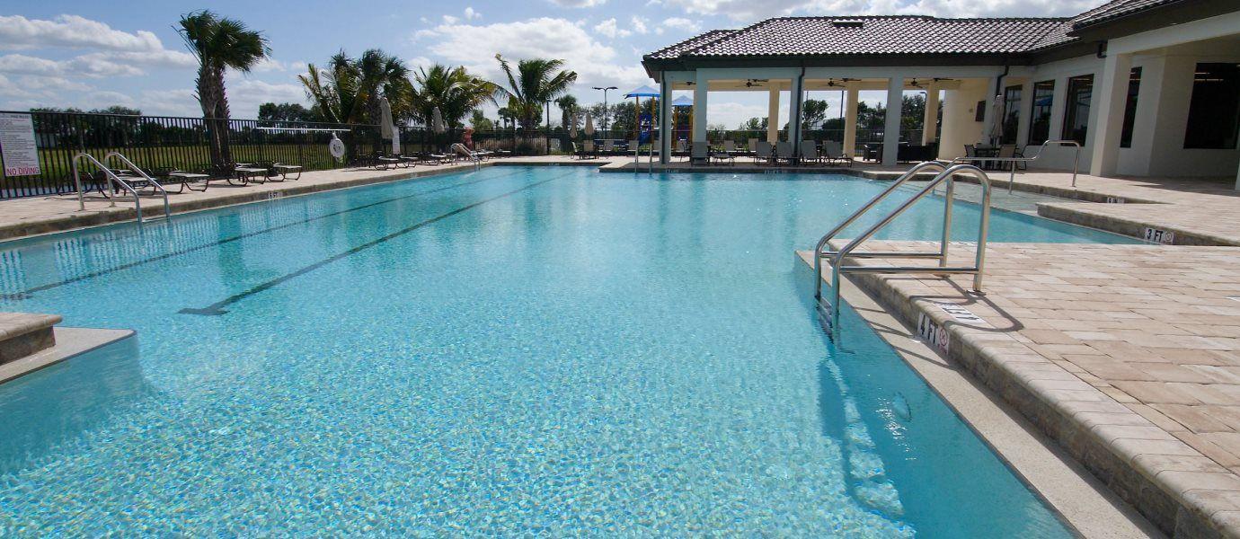 Portico Swimming Pool