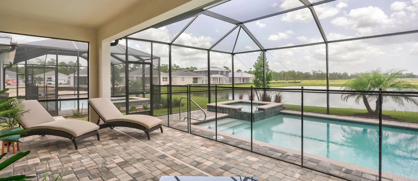 Arborwood Preserve Executive Homes Swimming Pool