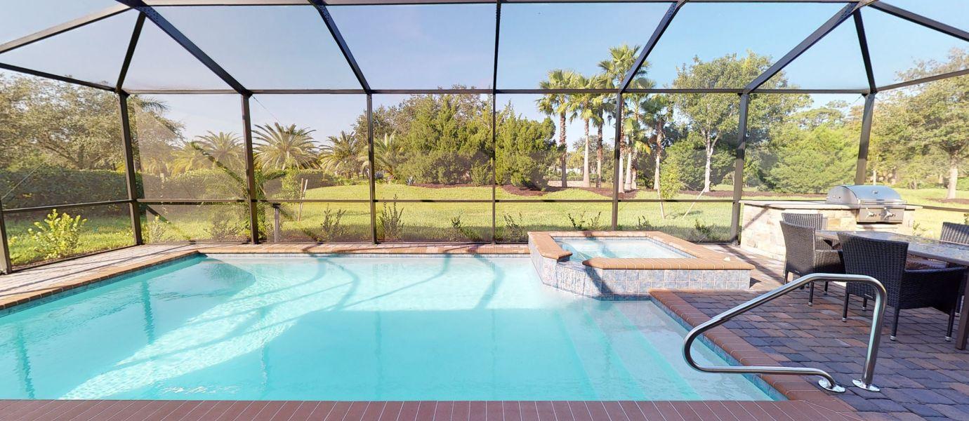 Arborwood Preserve Manor Homes Swimming Pool