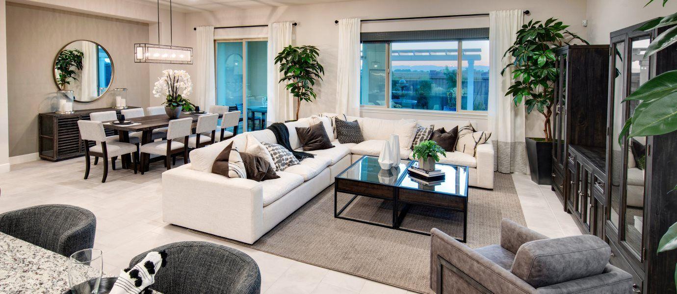 Summerstone at Spring Lake Residence 2494 Living