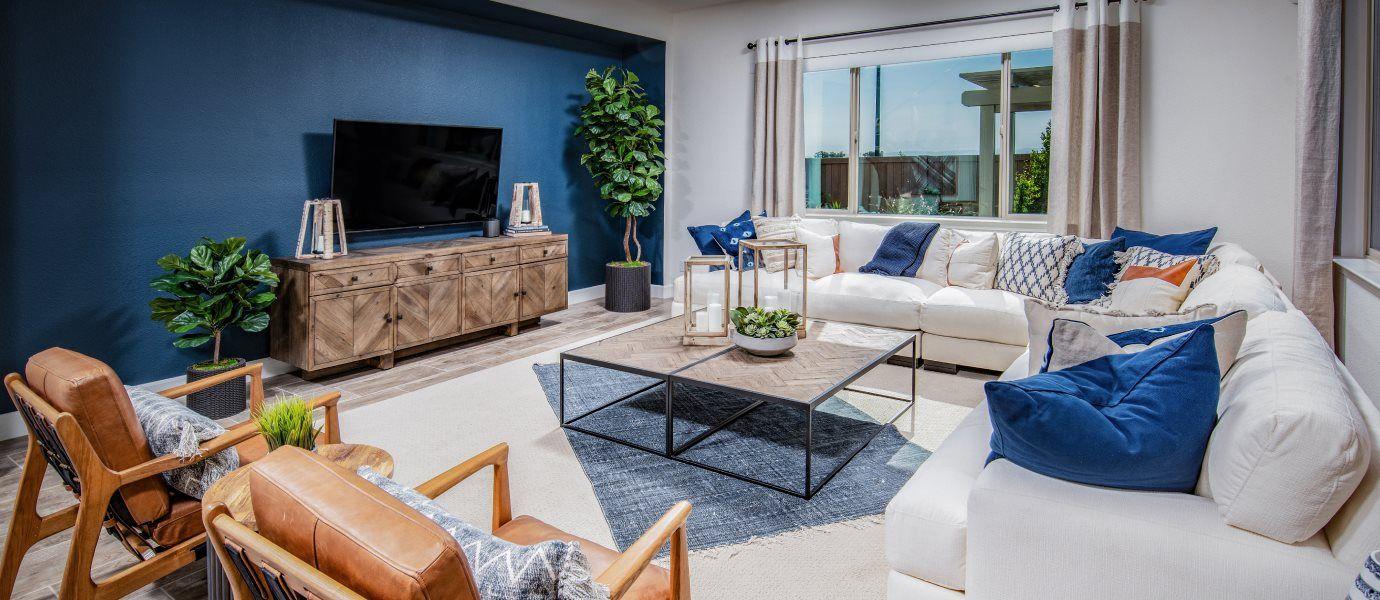 Summerstone at Spring Lake Residence 2700 Living
