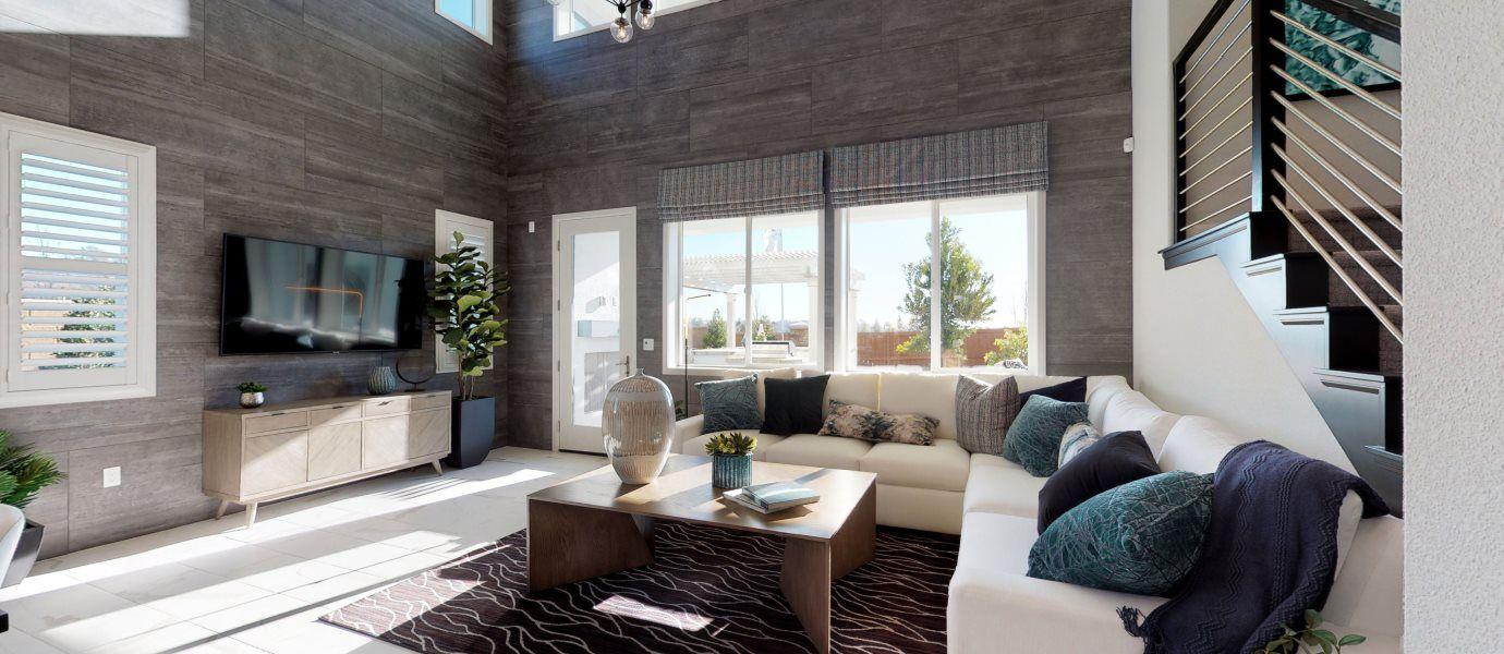 Hawk View at Bass Lake Hills Residence 3487 Family