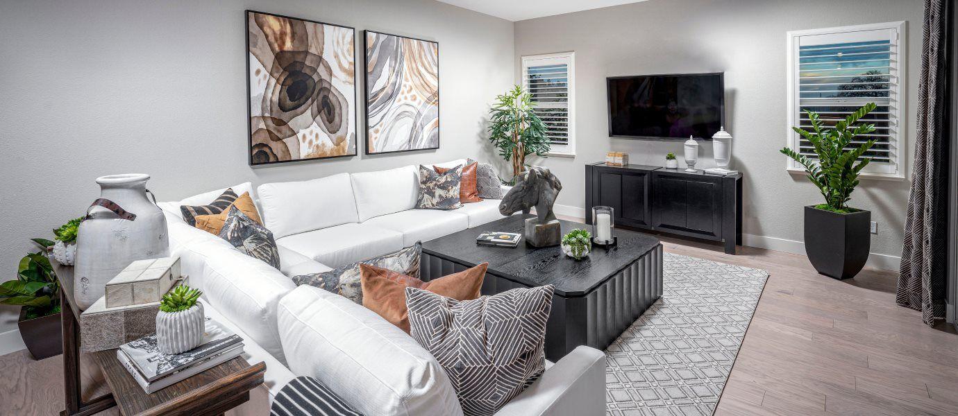 Hawk View at Bass Lake Hill Residence 3276 Living