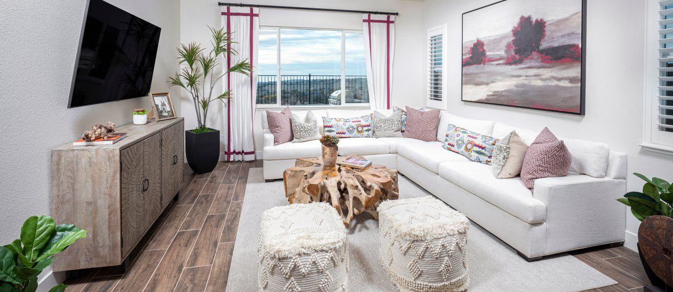 Hawk View at Bass Lake Hill Residence 2508 Living
