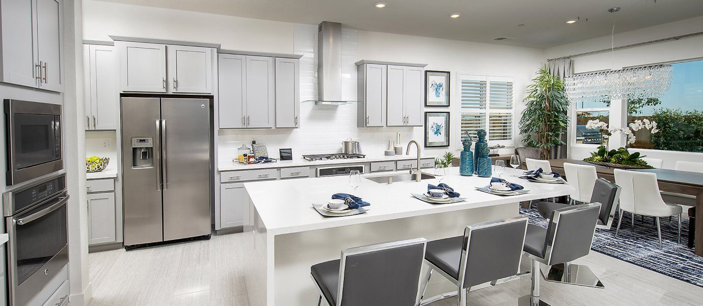 Heritage Solaire Eclipse Residence 2466 Kitchen