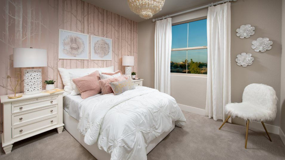 Magnolia at Spring Lake Residence 3023 Bedroom 3:Any of the secondary bedrooms could easily operate as a guest bedroom, bonus room or home office, de