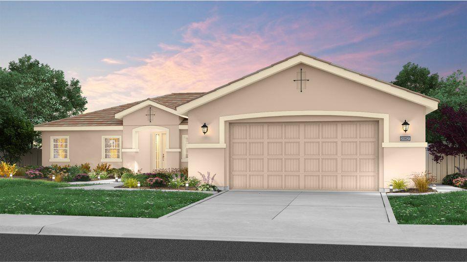 Sonoma Ranch Residence 2062 Exterior A