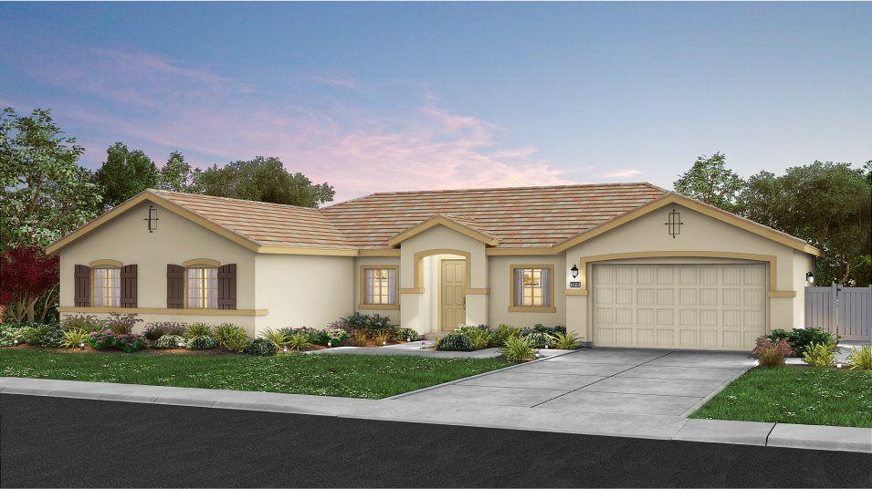 Sonoma Ranch Residence 2318 Exterior A