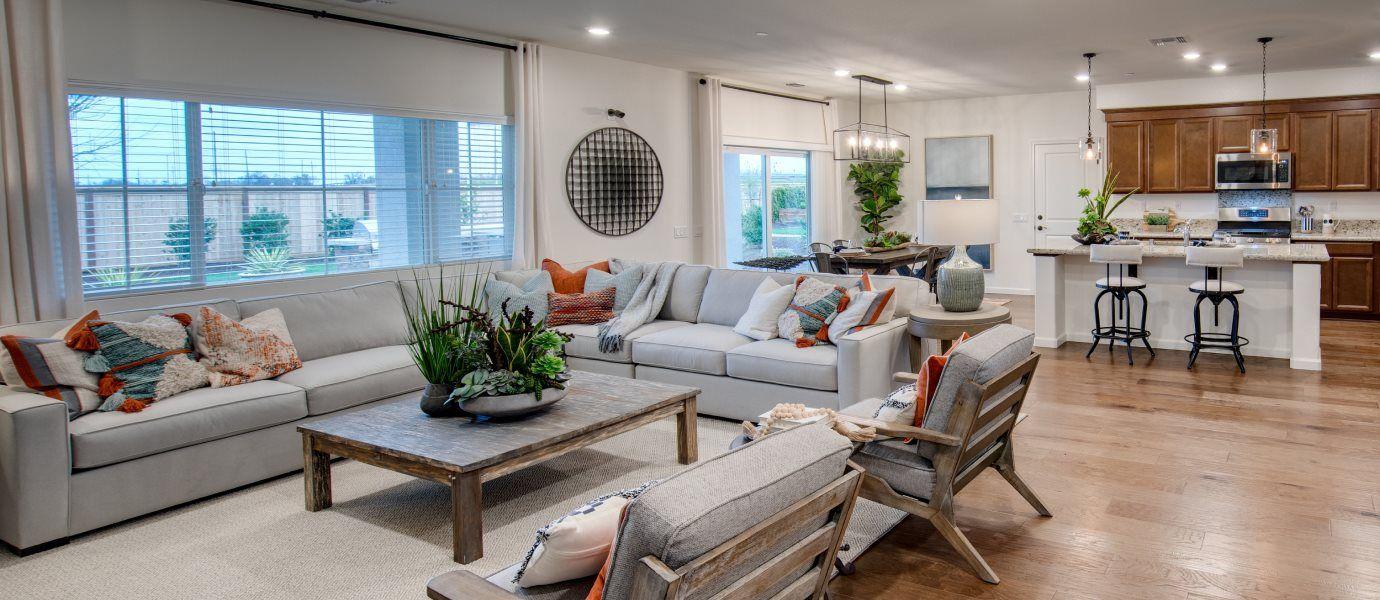 Sonoma Ranch Residence 2318 Living Room