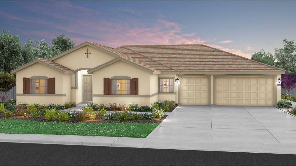 Sonoma Ranch Residence 2600 Exterior A