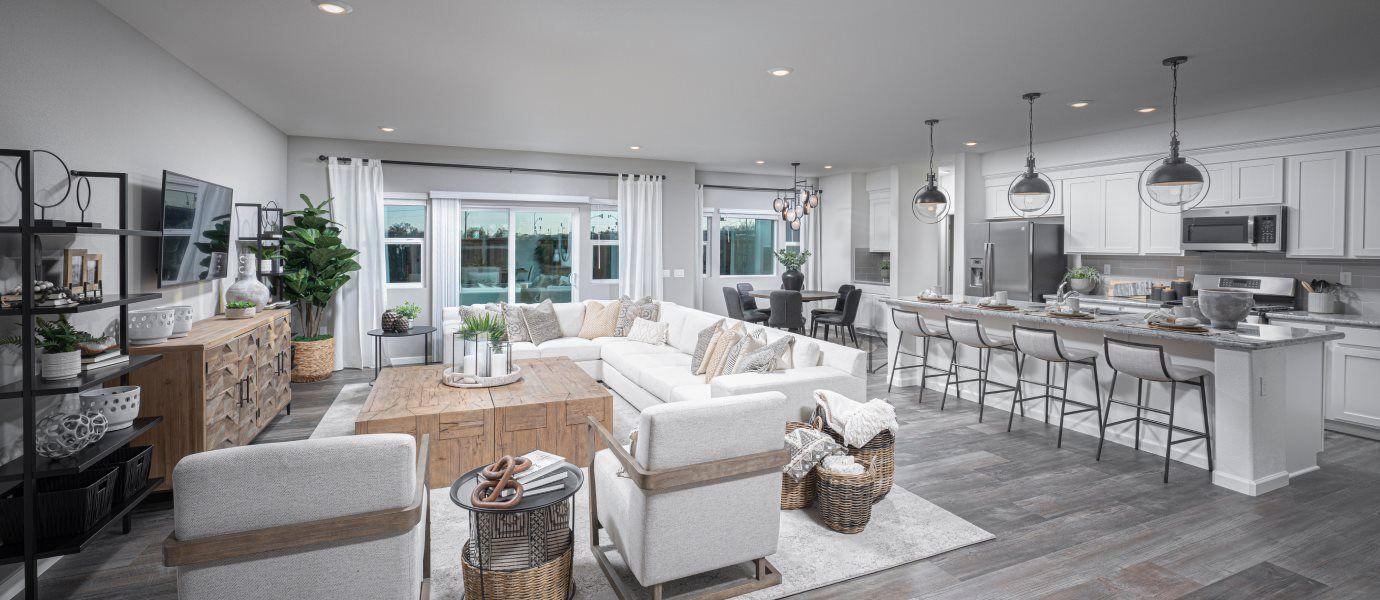 Sonoma Ranch Residence 3005 Living Room