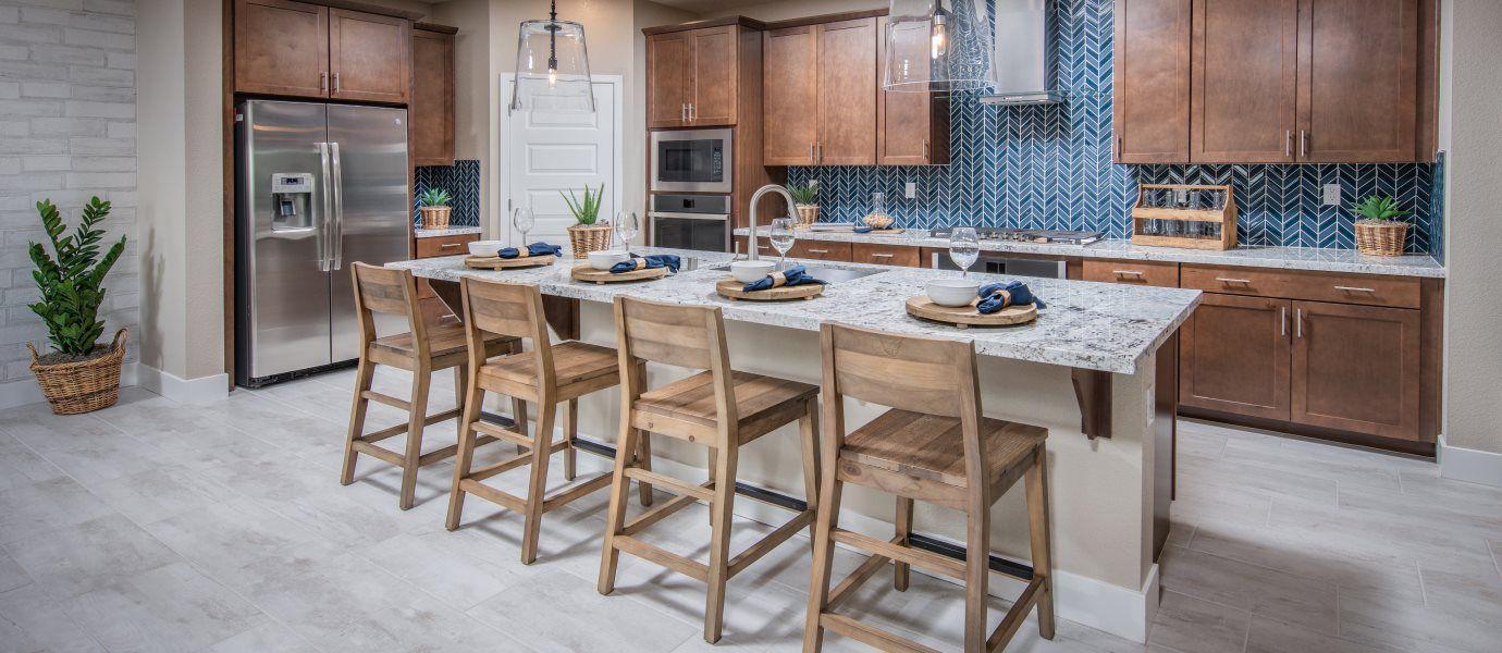 Viridian Residence 2617 Kitchen