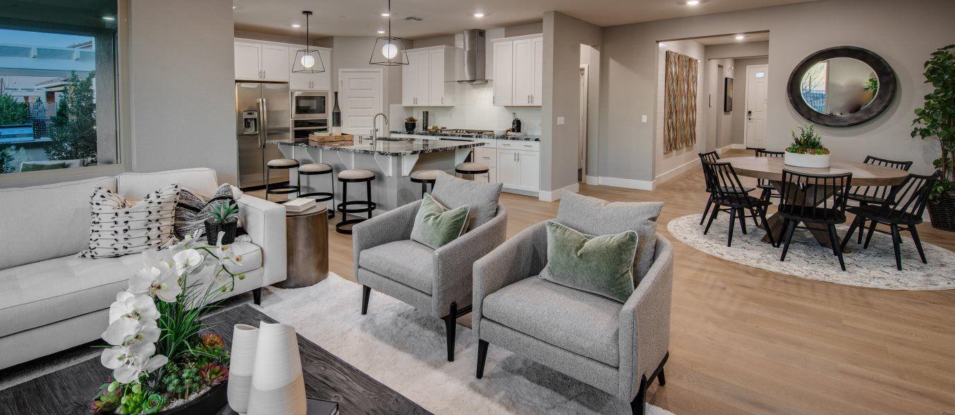 Ventana Residence 2145 Living