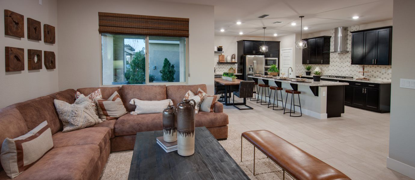 Ventana Residence 2874 Living