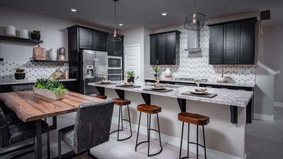 Ventana Residence 2874 Kitchen:Ambitious cooks will enjoy a chef-caliber kitchen with stainless-steel appliances, granite counterto