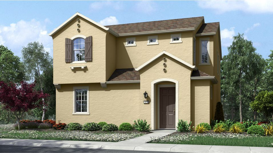 Belle Maison at Campus Oaks Residence 2013 Exterio