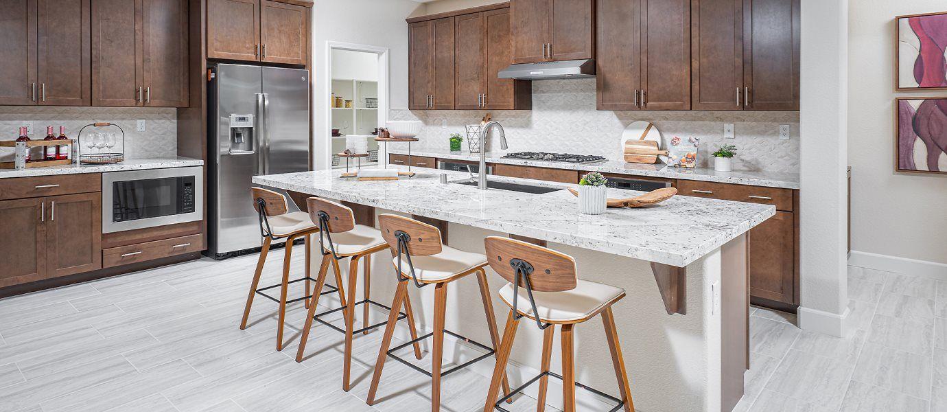 Lumiere at Sierra West Residence 2197 Kitchen