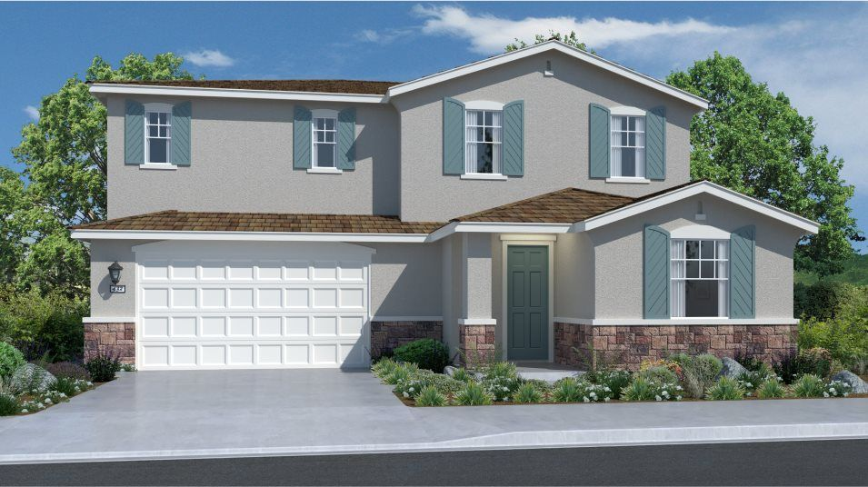 Lumiere at Sierra West Residence 2789 Elevation A