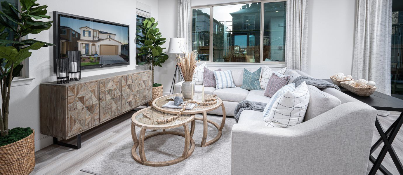 Essentia at Sterling Meadows Residence 1454 Living