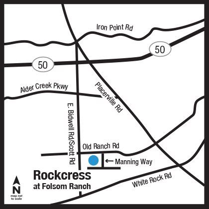 Rockcress Map
