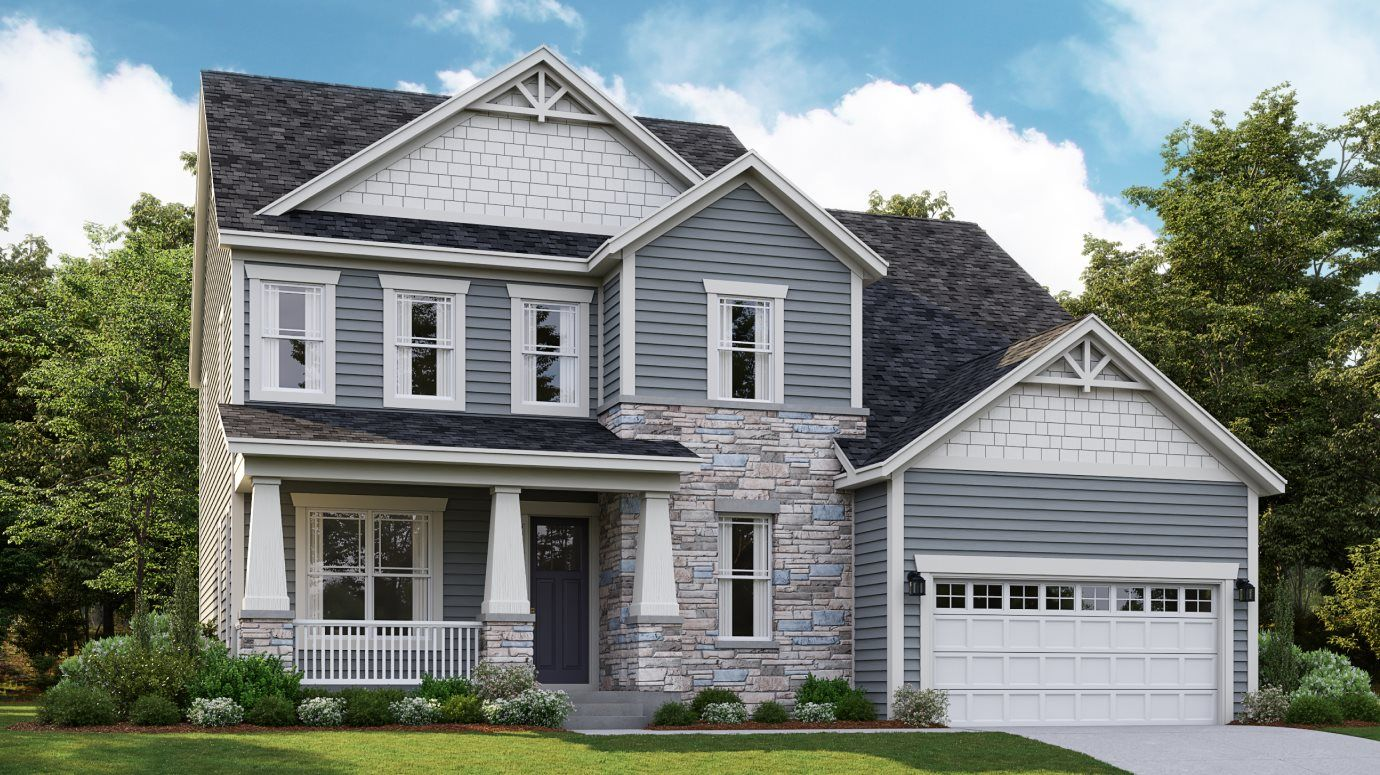 Highlands at Perry Hall Jamison Craftsman
