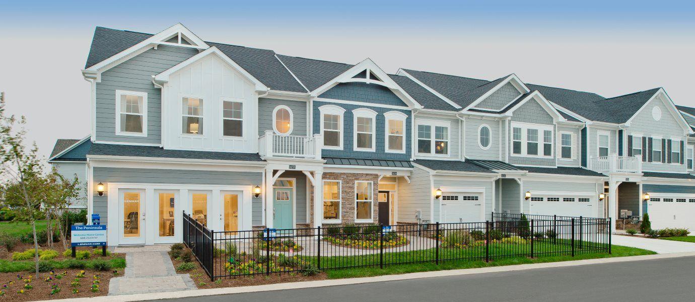 Villas at Walden Homes